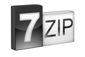 7zip – Compressão de ficherios