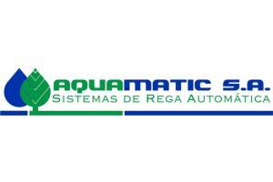 Tabela de preços Aquamatic sistemas de rega