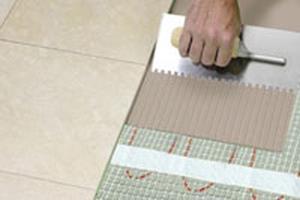 Fichas de rendimento com preços de mosaicos e azulejos