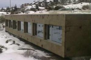 Preços de aglomerado negro de cortiça para fachadas