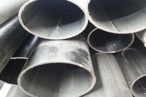 Tubo estrutural elíptico laminado a quente