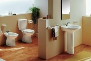Fichas de rendimento com preços de loiças sanitárias e torneiras