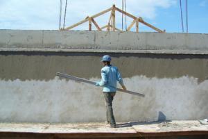 Fichas de rendimento com preços de rebocos e betonilhas