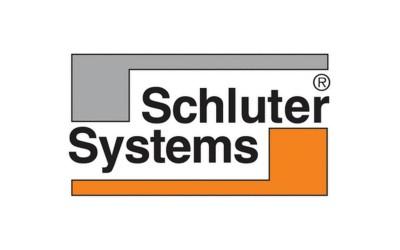 Tabela de preços da Schlüter – Perfis e sistemas
