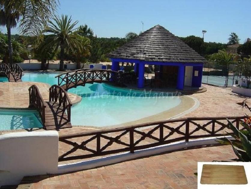 Terracota do Algarve - Ladrilho 20x20cm