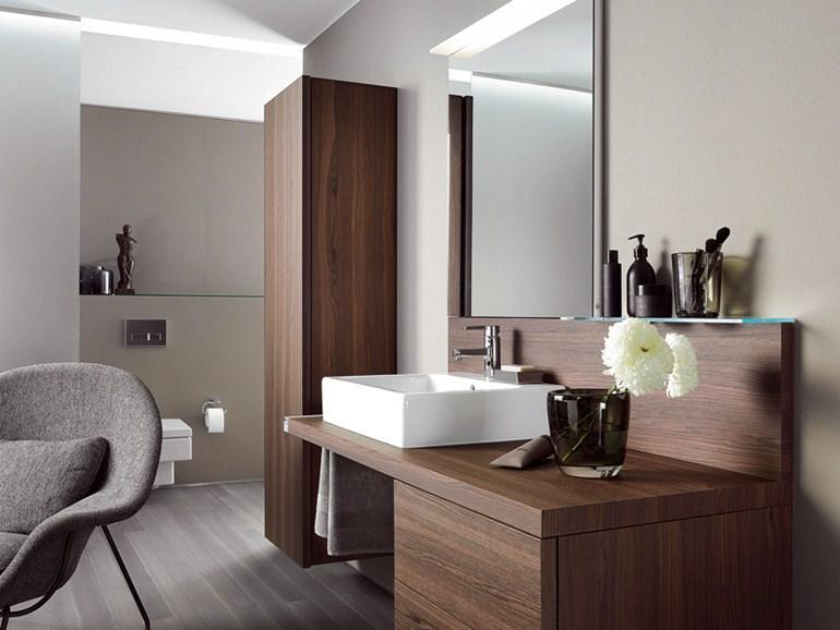 Duravit - Móvel para casa de banho alto suspenso DELOS
