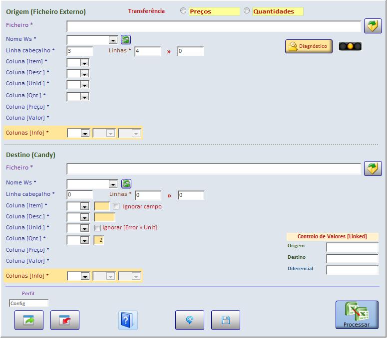 Módulo DT (Data Transfer)