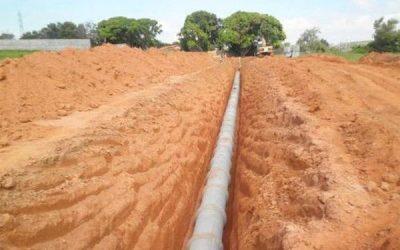 Abertura manual de valas até 1,50m em areia e condições normais e enchimento com terra escavação – Ficha de rendimento