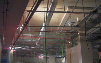 Demolição de tecto falso com 1 placa de gesso laminado – Ficha de rendimento