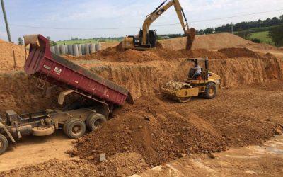 Remoção de terras a 25km em camião de 14m3 – Fichas de rendimento