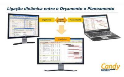 Sistema Candy (CCS) – Ligação dinâmica entre o Orçamento e o Planeamento